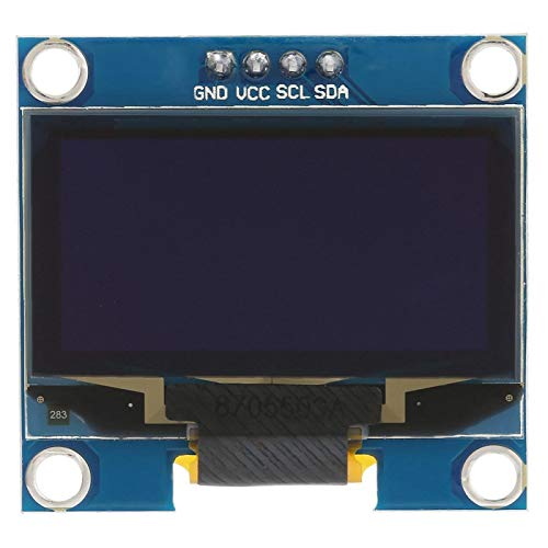 OLED-Display, blau 1,3 Zoll 1 Stück IIC I2C Communicate OLED-Anzeigemodul, für Arduino Raspberry PI