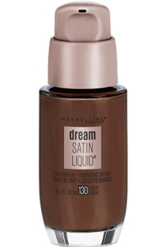 MAYBELLINE - Dream Satin Liquid Foundation Cocoa 130-1 fl. oz. (30 ml)