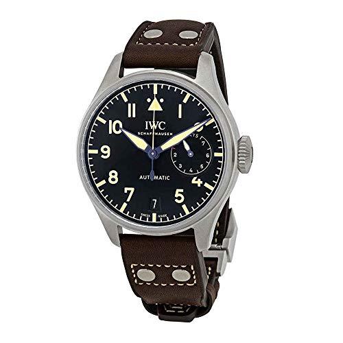IWC Big Pilots Automatic Black Dial Mens Watch IW501004