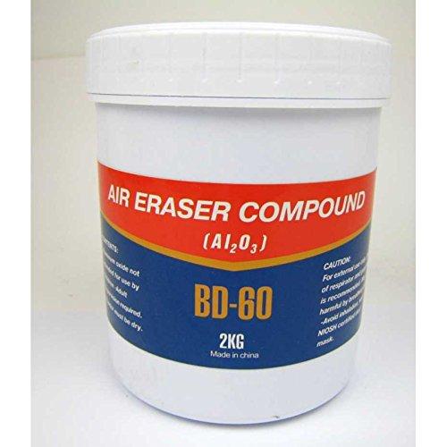 Abrasif Jet de sable de BD 60 2 kg pour air Eraser