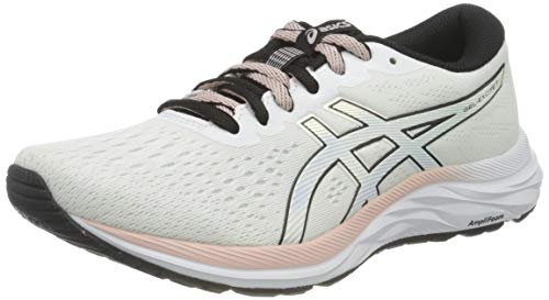 ASICS Gel-Excite 7, Zapatillas de Running Mujer, Blanc Noir, 38 EU