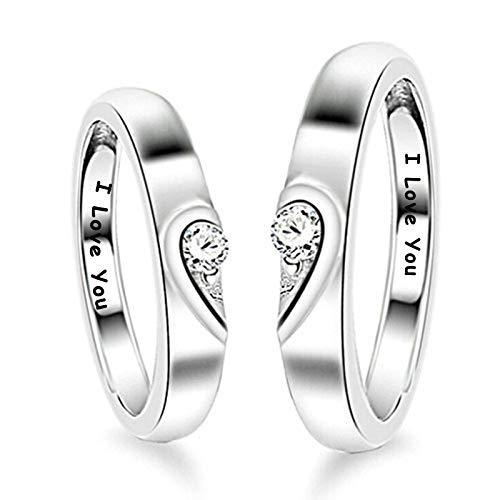 KnSam -   Paar Ring 925