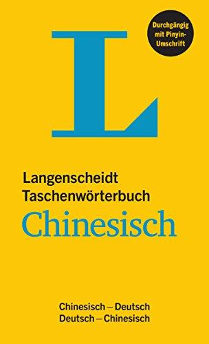 Langenscheidt Taschenwörterbuch Chinesisch: Chinesisch-Deutsch/Deutsch-Chinesisch (Langenscheidt Taschenwörterbücher)