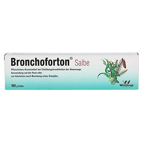 Bronchoforton Salbe, 100 g