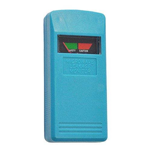 Faithfull DETMICRO - Rilevatore di onde elettromagnetiche, frequenza 3 MHz - 3 GHz, nessuna batteria necessaria