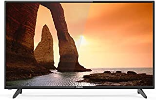 Nikai Smart LED 4K Ultra HD TV, 58 inch, Black