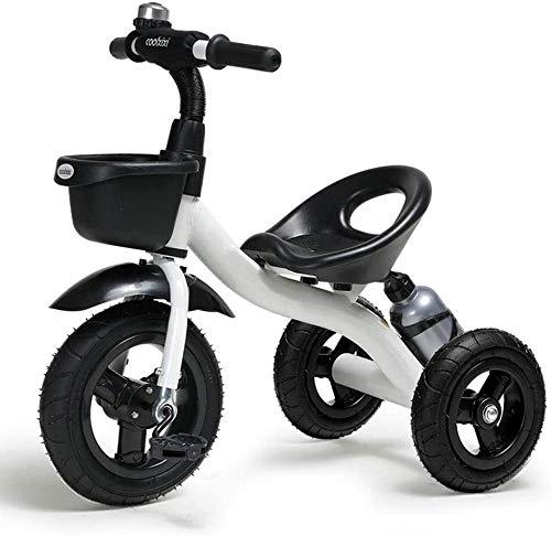 IMBM Kinder dreirädrige Fahrräder Männliche und weibliche Baby-Kinder-Fahrrad (1-5 Jahre alt) Kinderwagen (Color : 5)