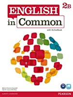 English in Common Level 2 Split Edition Student Book B and Workbook B with ActiveBook CD-ROM