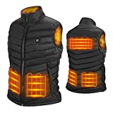 NUNEWARES 5V Heated Vest for Men and Women USB Charging Electric...