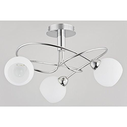 ALFA Faro 3 Luminaire Plafonnier Suspension Lustre éclairage Interieur Plafonnier lumière