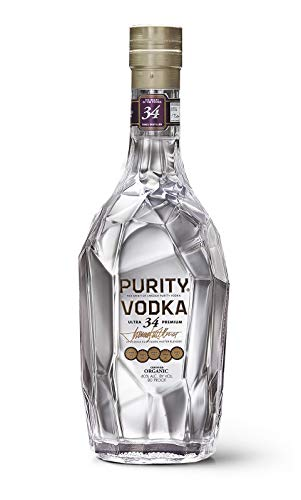 Purity Organic Vodka Ultra 34 Premium 700ml