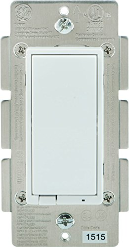 GE Bluetooth Smart Dimmer (In-Wall), 13870