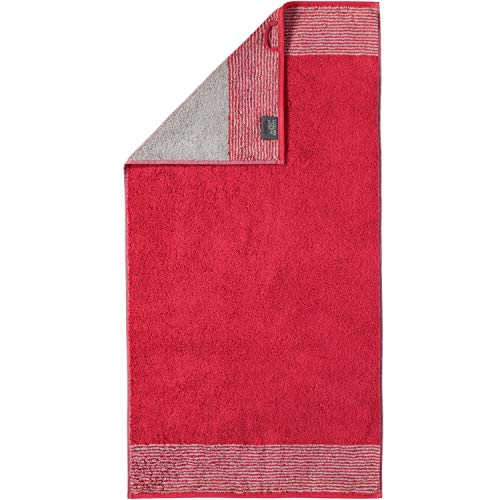 Caw/ö Home Loft Allover 133 50 x 100 cm 47 Asciugamani 100/% cotone colore: Pepper antracite