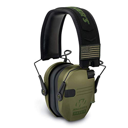 Walker's GWP-RSEMPAT-ODG GWP-RSEMPAT-ODG Hunting Earmuffs