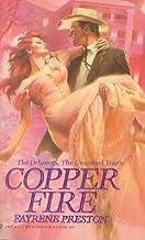 Copper Fire by Fayrene Preston (1988-04-01)