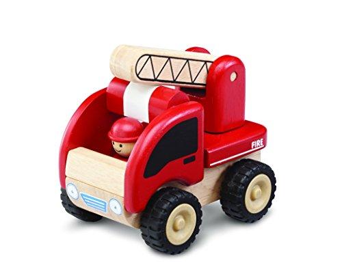 Wonderworld WW-4003 - Mini Feuerwehrauto