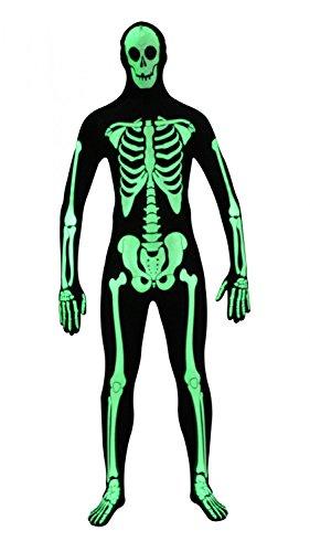 Funsuits Completo Originale Costume Intero FUNSUIT Tuta per Travestimento - Alieno - Taglia S / M / L / XL / XXL [XL] - Molti Disegni