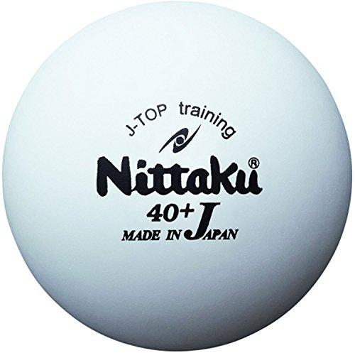 ニッタク(Nittaku) 卓球 ボール 練習用 ジャパントップ トレ球 6個入り NB1360