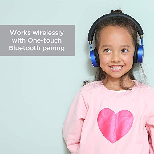 Puro Sound Labs BT2200 Volume Limited Kids' Bluetooth Headphones – Safer Headphones for Kids – Studio-Grade Audio Quality
