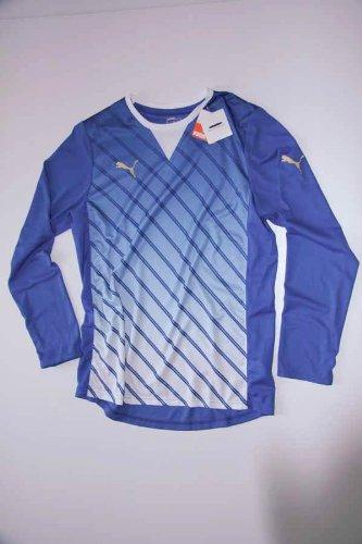Puma Liga LS Shirt maat L heren trui blauw