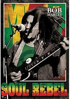 Bob Marley - 3D Poster
