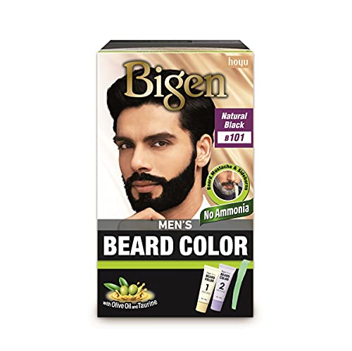Bigen Men´s Beard Colour Natural Black (B101)