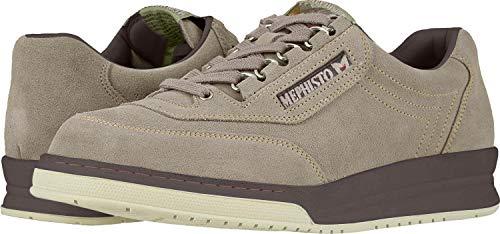 MEPHISTO Men's Match Walking Shoe,Birch Nubuck,9.5 M US