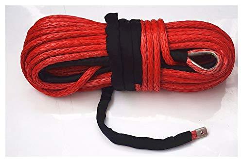 WATPET Canal de televisión británico Red 14mm * Cuerda sintética 45M, Cable...