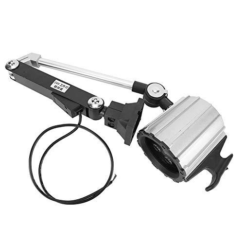 MAGT LED werklamp, multifunctionele LED-werklamp met lange mouwen met schroefbevestiging voor CNC-freesmachine 7W 110-220V