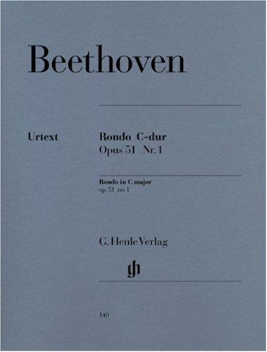 Rondo C-dur op. 51,1