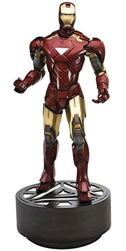 CS Moore Studio Marvel Comics Iron Man 2 Mark VI Fine Art Statue Kotobukiya Collection 508/2500 image