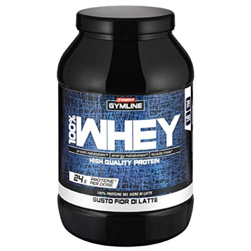 Gymline Muscle Gymline 100% Whey Concentrate Latte - 900gr