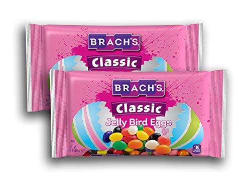 Brach's Classic Jelly Bird Eggs - Assorted Flavors - 14.5 oz Bag - 2 Pack
