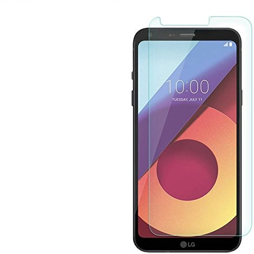 Unbreakable Screen Protector for LG Q6 (Far Better Than Tempered Glass) with Impossible Anti Shock and Hammer Proof Protection
