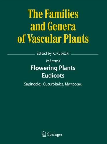 Flowering Plants. Eudicots: Sapindales, Cucurbitales, Myrtaceae (The Families and Genera of Vascular Plants (10), Band 10)