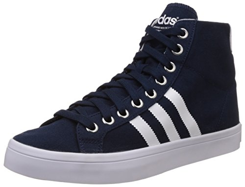 Adidas ORIGINALS Court Vantage MID Blau Unisex Sneakers Schuhe Neu