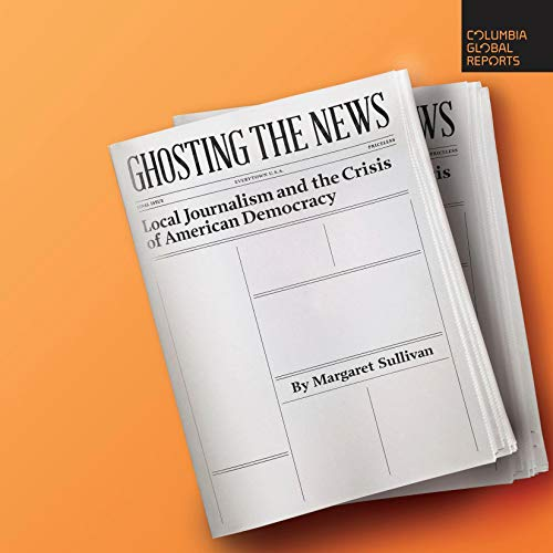 Ghosting the News cover art