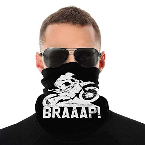 Halswärmer Enduro Motocross Dirt Bike Braaap Bandana Bequem Sturmhaube Mikrofaser Stirnband Atmungsaktiv Headwrap Für Lauf Jagd Yoga