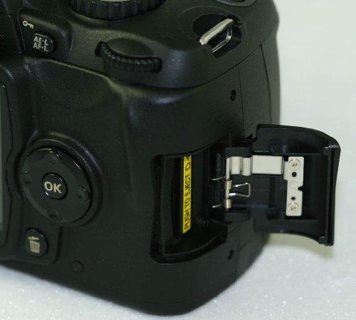Nikon Genuine SD Memory Card Door Cover For D40 D40X D60