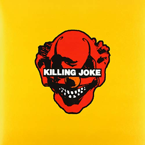 Killing Joke (Ltd Flaming Vinyl) [Vinilo]