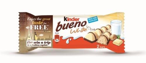 Kinder Bueno White 12 Pack (1.4oz)