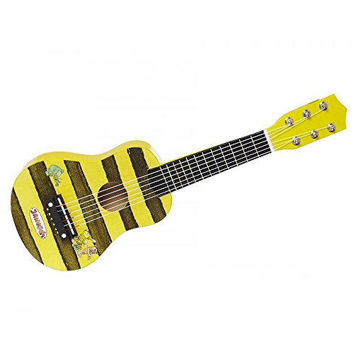 Beluga Spielwaren 65034 - Janosch Gitarre mit Kunststoffsaiten
