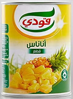 Goody Pineapple Tidbits, 576 Gm