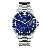 Ice-Watch - ICE steel Blue cosmos silver - Reloj soldi para