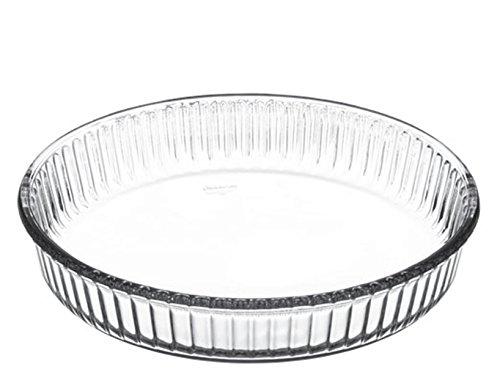 PASABAHCE Verre moule à gâteau de 26 cm