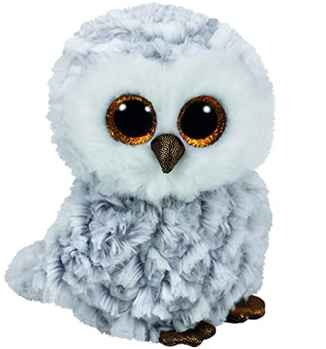 Carletto Ty 37201 Owlette White Eule- Beanie Boos