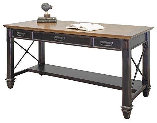 Martin Furniture Hartford Writing Desk, Brown