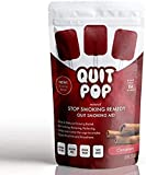 QuitPop/Natural Stop Smoking Remedy & Quit Smoking Solution to Help Reduce Cravings & Replace Smoking/Safe & Easy Way to Quit (5 Pack, Cinnamon)