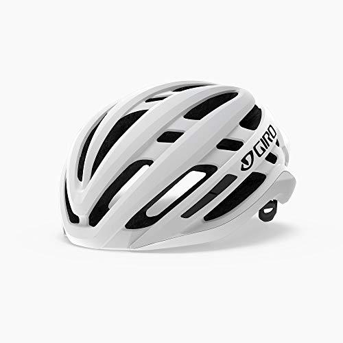 Giro Agilis MIPS Mens Road Cycling Helmet - Medium (55-59 cm), Matte White (2020)