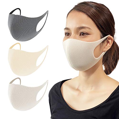 【HYPER GUARD】日本製 洗えるマスク 抗菌防臭 Amazon限定ブランド